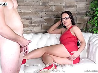 Enough Horny Amateur Gives His Best at Casting