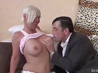 Large tit german mother i'd like to fuck tempt juvenile chap agent to fuck