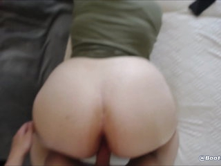 Fucking Big Booty 18yo Girl in Doggystyle