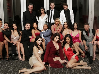 Valentines Day Affair: Best Moments Free Video With Phoenix Marie - BRAZZERS