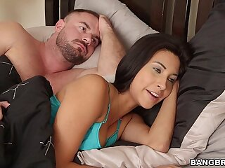 Teen Wakes Him up with Blowjob