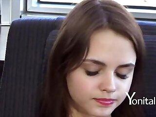 Yonitale: stunning teen Ariel (Lilit A) has orgasm