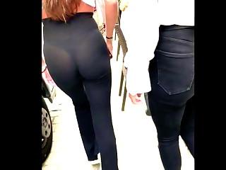 See Through, Ass, THONG