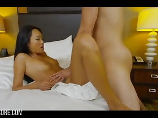 18 Year Old Chinese Girl's First Porno