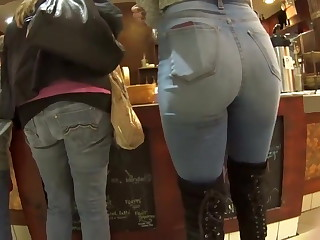 Candid Tight Jeans (Culote Rico)