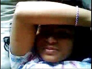 Indian young Teen Fucked in Boyfriend badroom @ Leopard69Puma